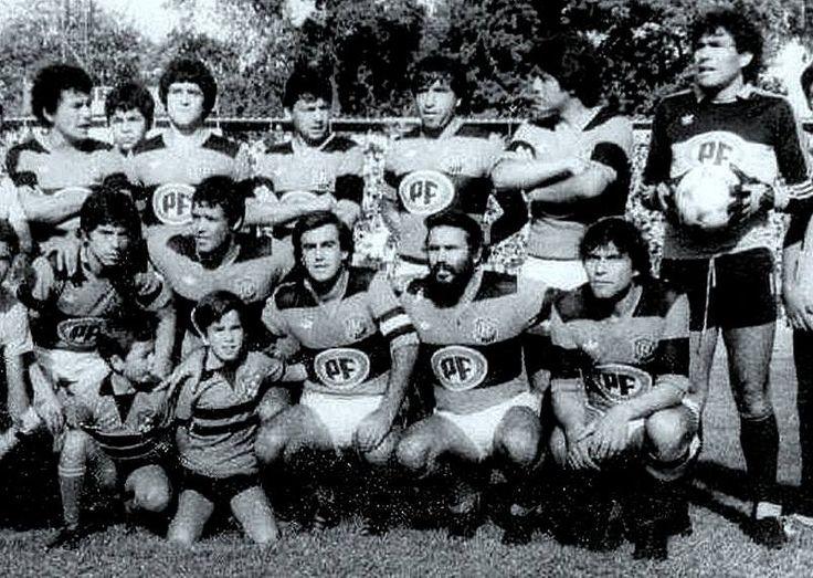 Rangers 1983.