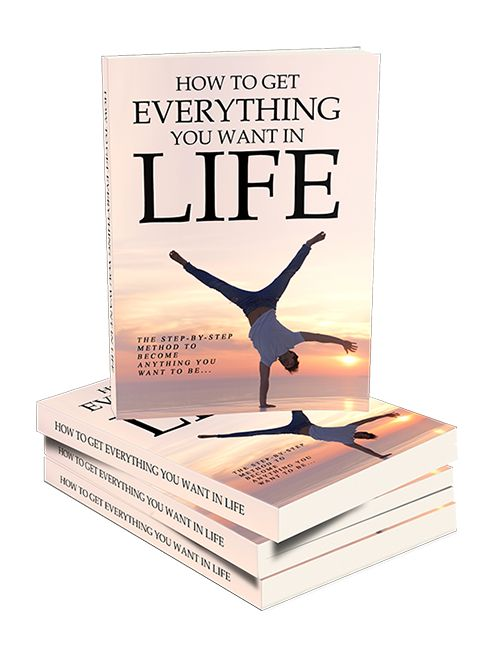 How To Get Everything - http://plrdigest.com/product/how-to-get-everything-you-want-in-life-plr/