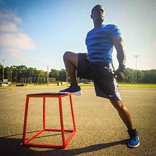 Box Jumps For Sale >> Titan Fitness 24 Plyometric Box Hd Step Plyo Box Jump Exercise Fit