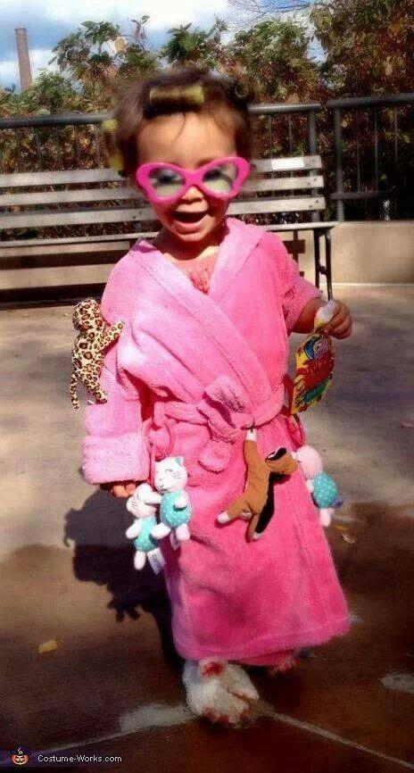 Too cute. Crazy cat lady costume