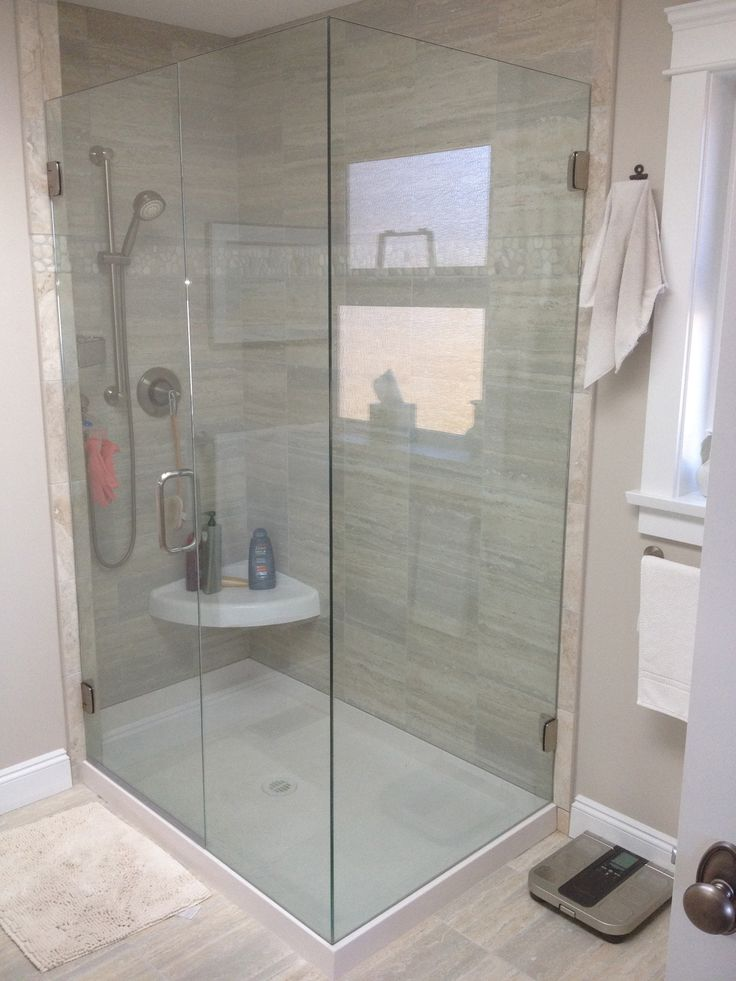 17 Best Ideas About Corner Shower Units On Pinterest Basement Bathroom Bas