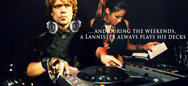 Its true what they say about the Lannisters