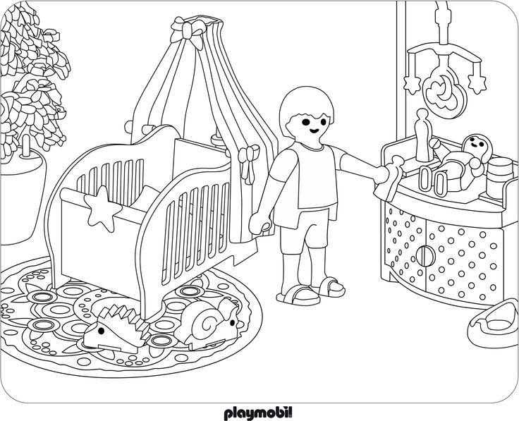 coloriage playmobil agent secret  coloriage famille
