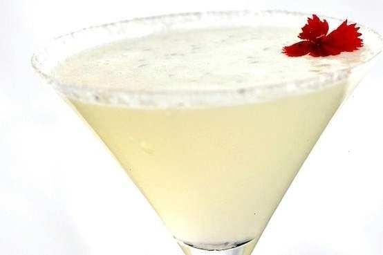lemon drop martini, my favorite cocktail!