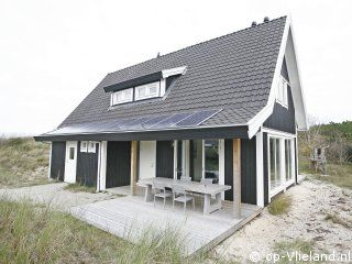 vakantiehuis Aalscholver op vlieland vakantie eiland - 6 persoons huis op de Ankerplaats