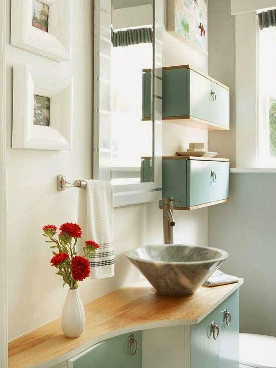 Bathroom Storage Ideas For Small Bathrooms IDI Design