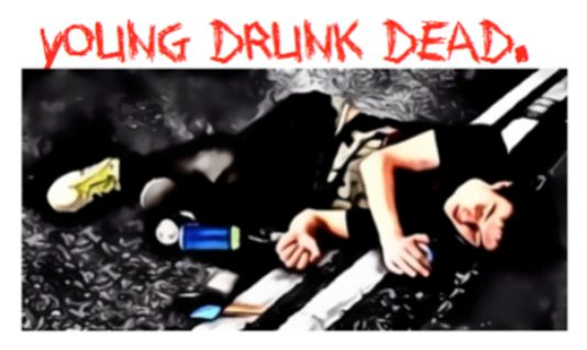 Calculate the volume of alcohol that would kill a teenager. Worked examples.
