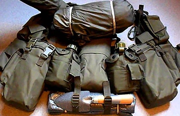 Bug out Bags and Survival Vests