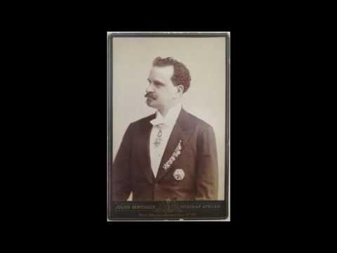 Eduard Strauss - Bei sing sang und becherklang, Walzer, Op. 224, Very Rare!