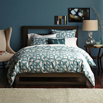 Master bedroom - Newburg Green HC-158