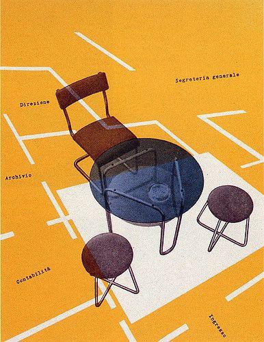 Remo Muratore for Kardex (manuel de construction), 1940