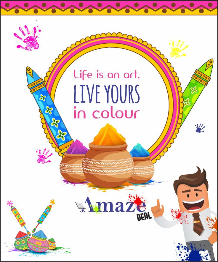 #Life is an #art , live yours in #colour   Last minute deals, #special   offers Visit - www.amazedeal.in  #AmazeDeal #HappyHoli #Happy #Holi #Happy_Holi #Salon #spa #beauty #food #drinks #Offer #deals   #chandigarh   #mohali   #panchkula