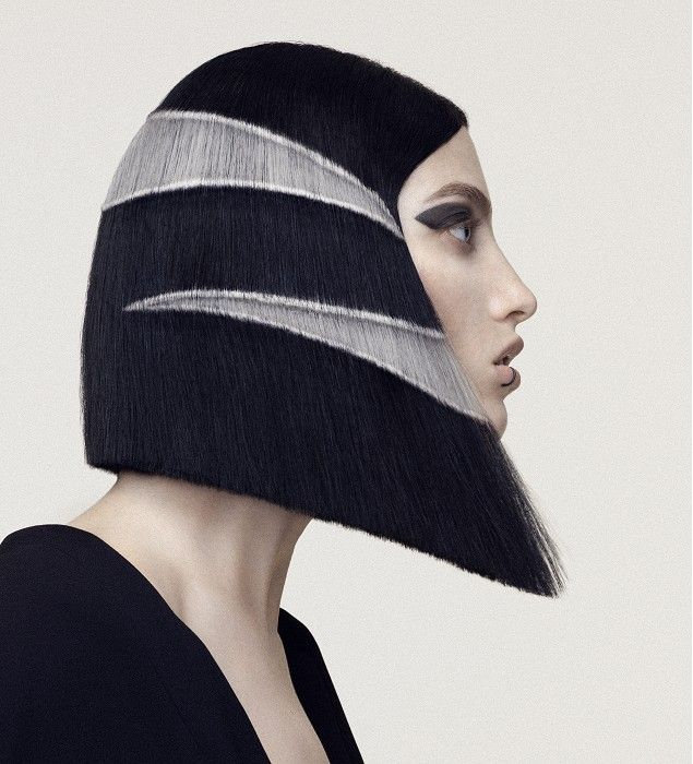 Angelo Seminara Medium Black Hairstyles