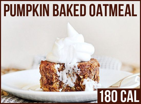 Delicious AND Healthy Pumpkin Recipe - must try!!!!!