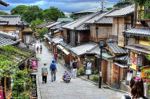 Kiyomizudera Streets