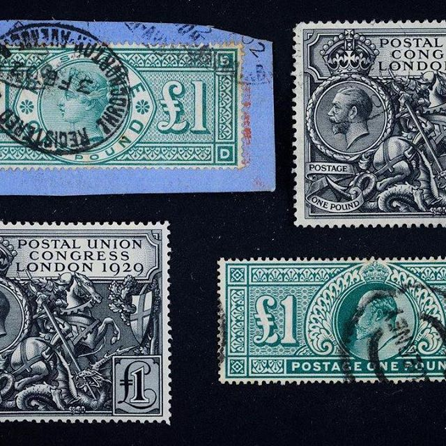 This album of GB stamps made an amazing £4,200 on the hammer in last Friday's auction!  #result #antique #stamp #auction