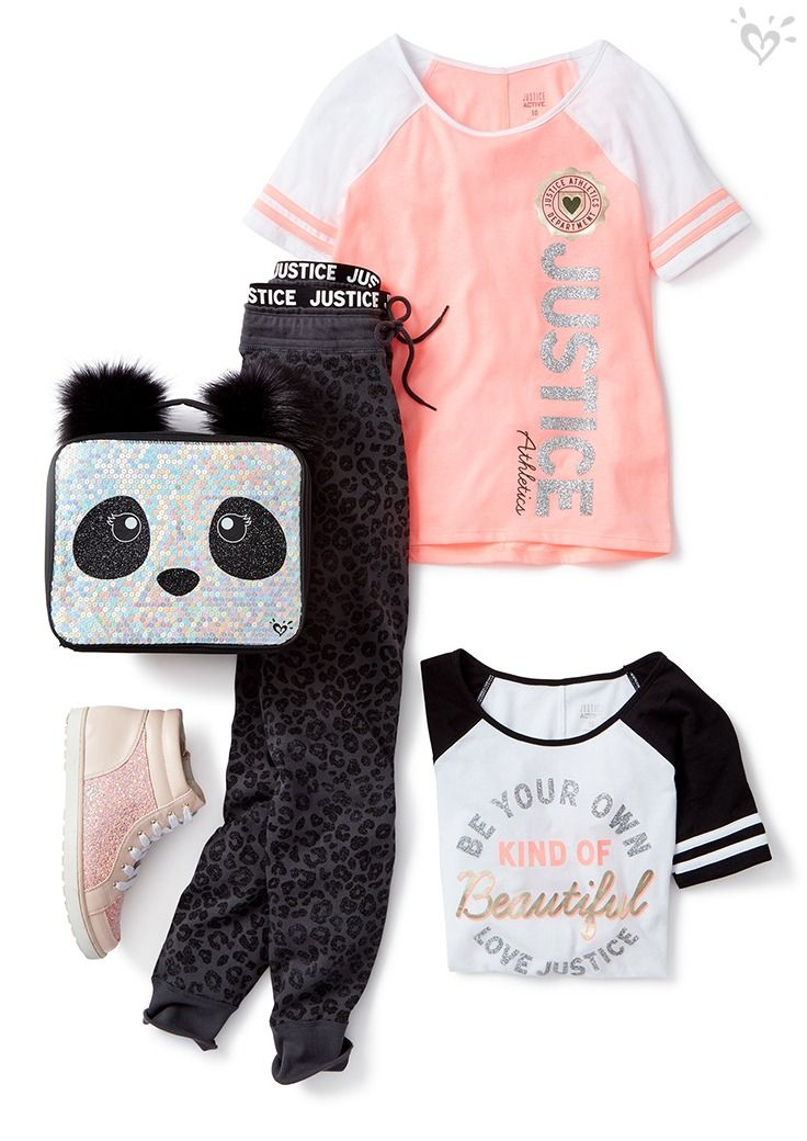 Extra cozy. Extra cute (hello, furry-eared panda!). Perfect for every where she goes.