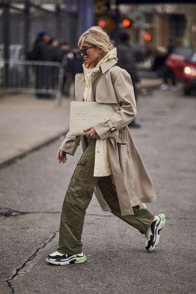 New York Fashion Week Herbst 2019 Teilnehmer Bilder