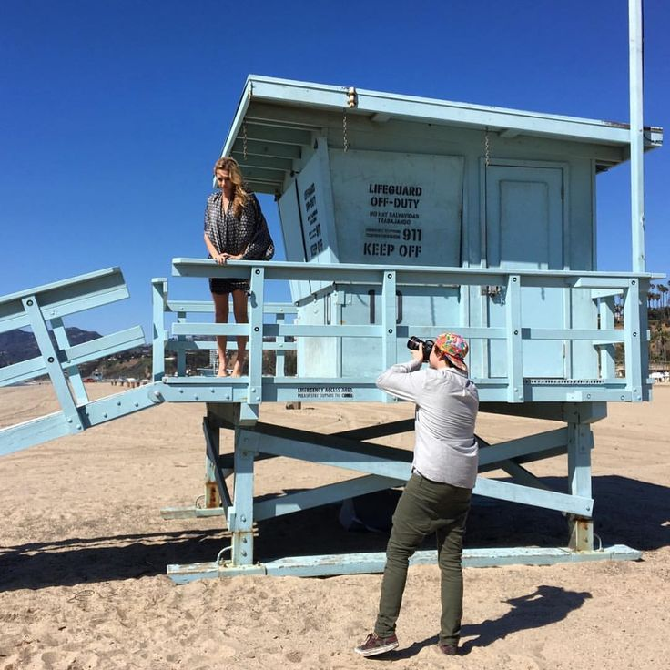 "63 Likes, 2 Comments - LINDA HERING (@linda.hering) on Instagram: ""Photoshooting for the new collection in Venice, CA - would you like a sneak peek? PM us!…"""