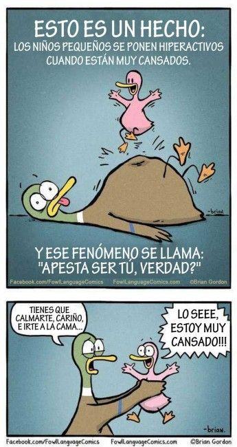 18 divertidas caricaturas para reirnos de la paternidad | Blog de BabyCenter