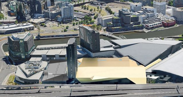 Novotel south wharf - Work has commenced on a new 330-room four star hotel at the MCEC and HM has the details.