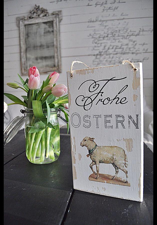 1000 images about easter on pinterest deko vintage for Deko ostern