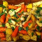 Roasted Winter Root Vegetables