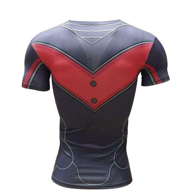 Caliente nueva llega nightwing marvel avengers superhéroe camisa medias de compresión para hombre gimnasio crossfit camiseta clothing camisetas en Camisetas de Ropa y Accesorios en AliExpress.com | Alibaba Group