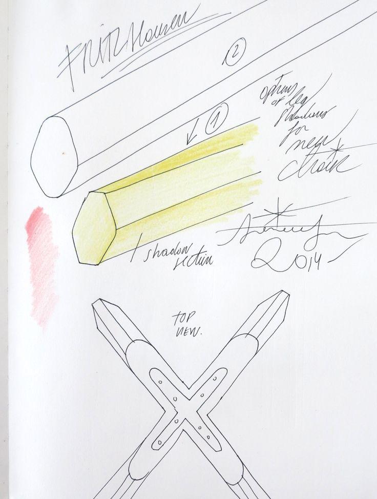 Sketch by Jaime Hayon