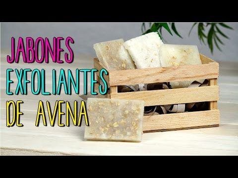 Jabones Caseros de Avena - Jabones Exfoliantes Artesanales - Catwalk - YouTube