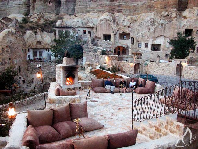 Yunak Evleri Hotel Troglodytique en Cappadoce Turquie