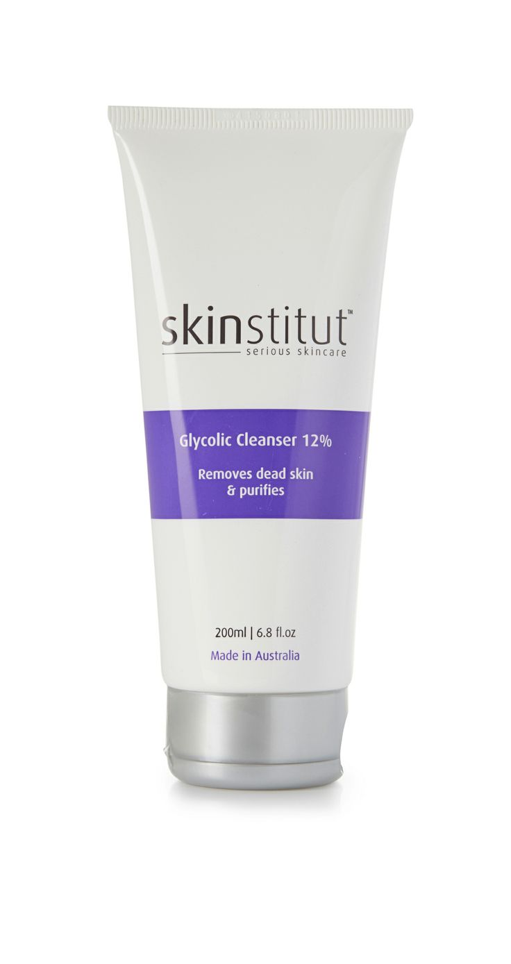 #Expertsinskin  Feeling congested?  Why not use the Glycolic Cleanser as a spot treatment?  Apply a pea size amount of Glycolic Cleanser neat (no water) to clean dry skin (on affected area) and leave on for 90 seconds, add some water and cleanse.