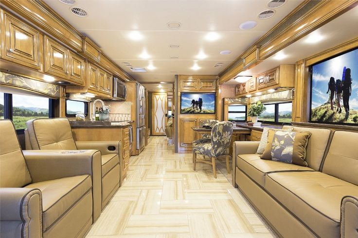 Thor Motor Coach Introduced A New Style Of Living With The