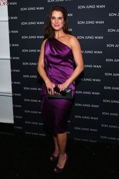 Brooke Shields in Sun Jung Wan