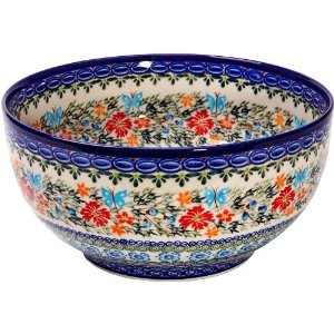 polish pottery I love
