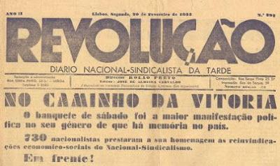"NATIONAL-TRADE UNION JOURNAL ""REVOLUTION"" [1932-1933]."
