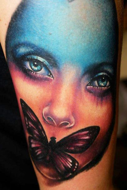 Artista: Paul Johnson #tattoo #tatuagem #tattooplace #inked #tattooplace www.tattooplace.com.br
