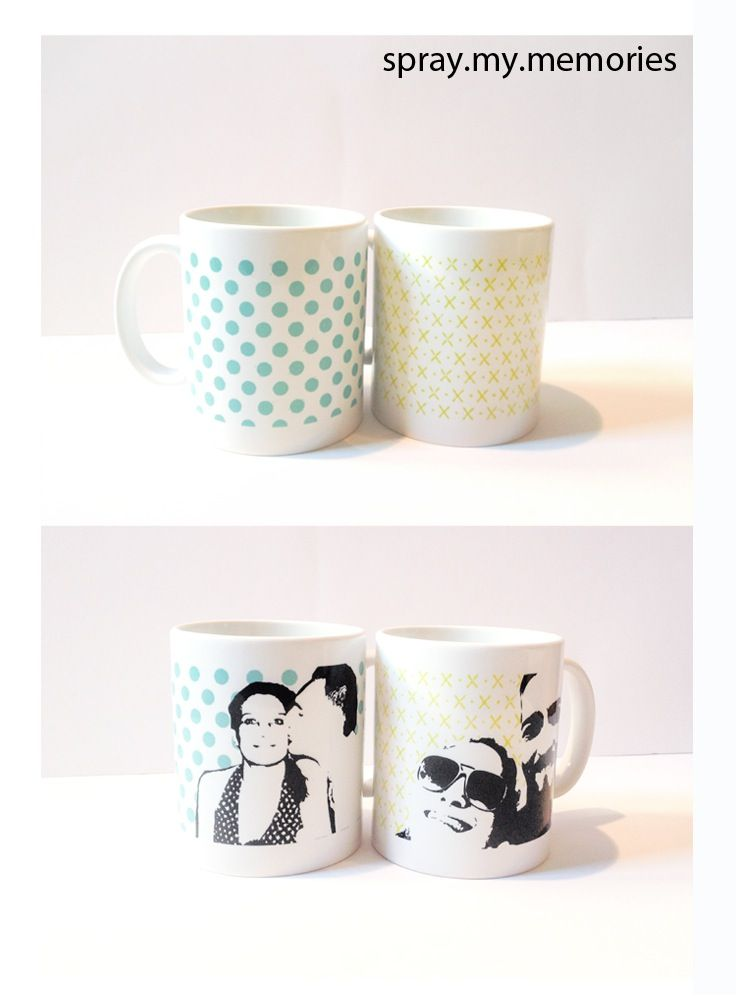 gift for the future mother in low - mugs with her children & future son in low & future daughter in low.