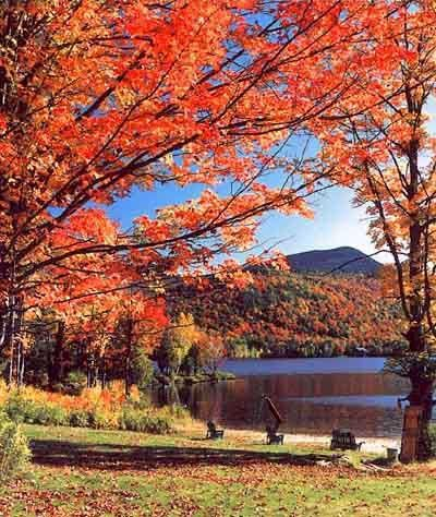New England in Autumn!