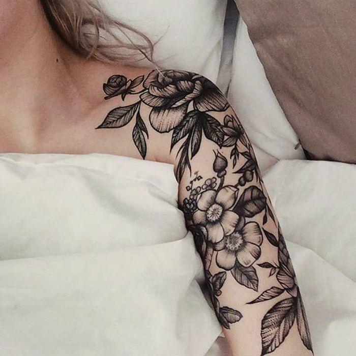 150 coole Tattoos z. Hd. Frauen und ihre Wert