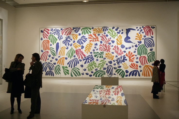 Matisse, Une seconde vie - Musee du luxembourg, 2005. http://4.bp.blogspot.com/-iY3O-kXUUPo/UFdWjImGMhI/AAAAAAAAAJc/I6iGjZqJt4Q/s1600/Copie%2Bde%2B050315-svo-107.jpg