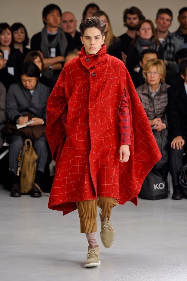 Issey Miyake Autumn (Fall) / Winter 2012 men's