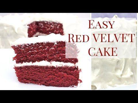 Best Red Velvet Cake Recipe Diva
