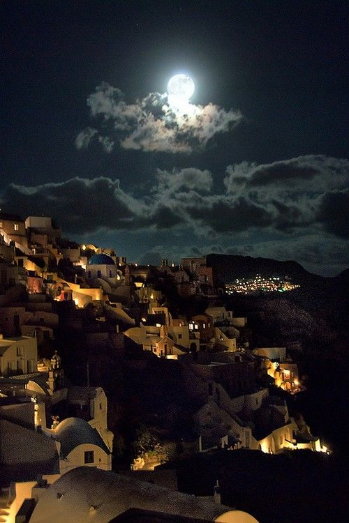 Oia, Greece by Marcus Frank