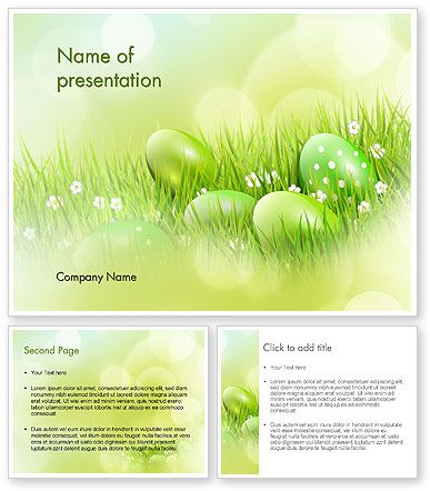 12 best Travel PowerPoint Templates images on Pinterest Role - easter powerpoint template