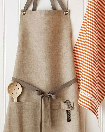 As far as aprons go... from studiopatro                                                                                                                                                                                 More