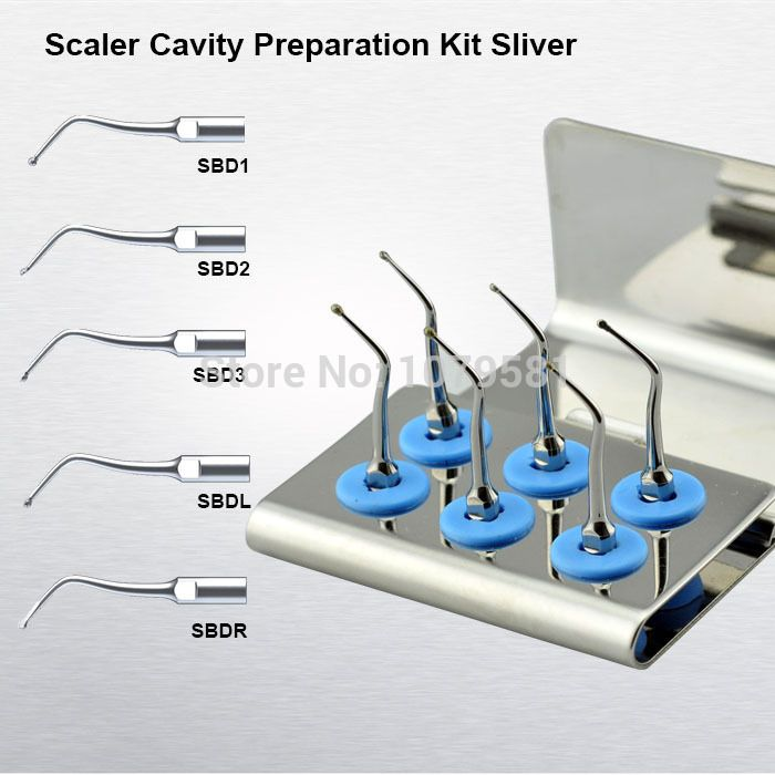 ==> [Free Shipping] Buy Best 2 SETS SCKS Scaler Cavity Preparation Tips Kit SATELC DTE GNATUS NSK HU-FRIEDY FOR KIDS DENTISTRY BY DENTAL PRODUCTS CHINA Online with LOWEST Price | 32507680098