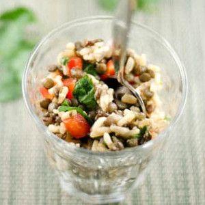 Cum slabesti consumand 5 pahare de orez fiert cu linte de 5 ori pe zi - Daca nu esti o mare admiratoare a salatelor si fructelor ca alimente principale intr-o cura de slabire, incearca dieta de 7 zile cu orez si linte