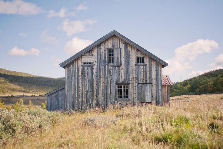 house near bergen, norway