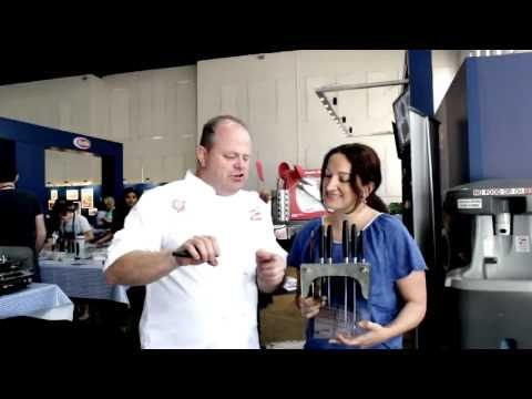 As seen at MasterChef LIVE 2012 - The Chefs Toolbox